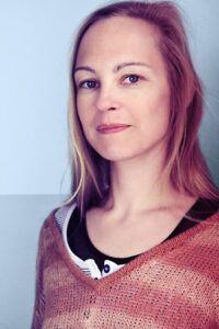 Daniela Keckeis. Foto: Rolf Arnold.