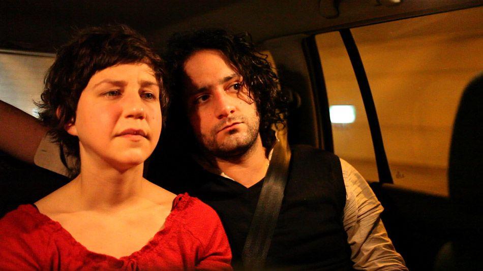Katharina Knap und Eddie Eckert. Suite - Ein Film von Sophie Salzer