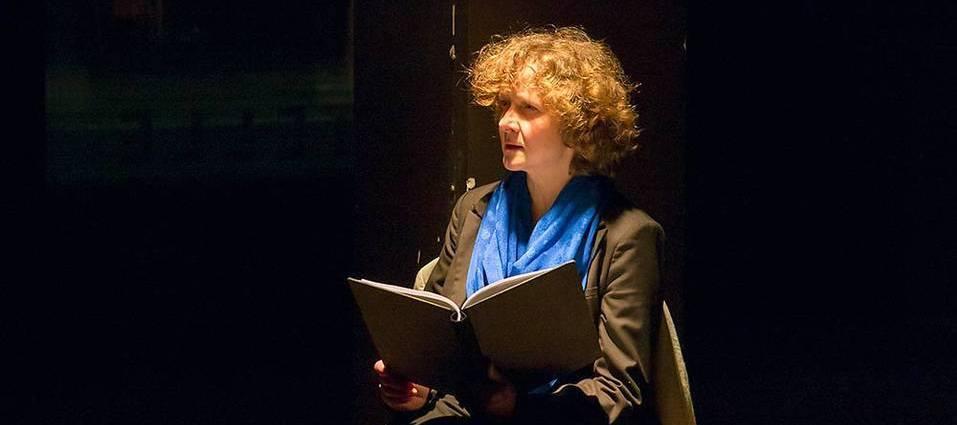 Henriette Cejpek. Foto: Schauspiel Leipzig