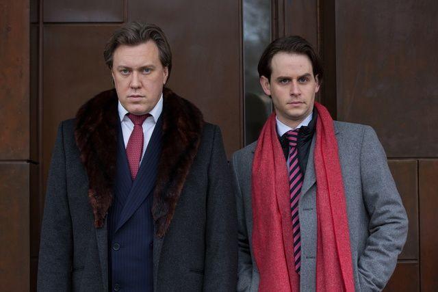 Schwerverbrecher und Schwiegersohn © ZDF Frederic Batier